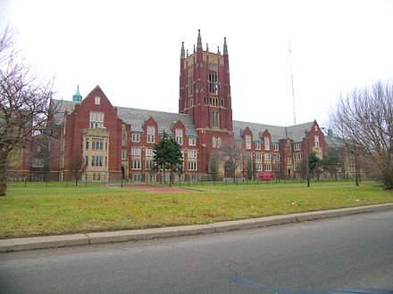 Sacred Heart Major Seminary Sacred Heart Major Seminary.jpg
