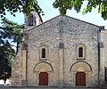 Saint-Sardos (Lot-et-Garonne) - Église Saint-Sardos -4.JPG