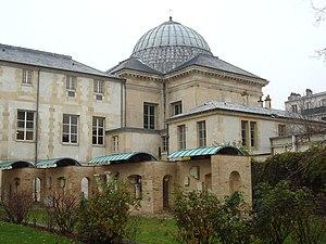 Musée d'art et d'histoire de Saint-Denis - The Musée d'Art et d'Histoire in Saint-Denis.
