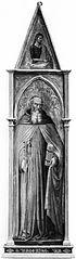 Saint Anthony Abbot (with Saint John the Baptist)