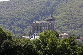 Cathedral of Saint-Bertrand-de-Comminges