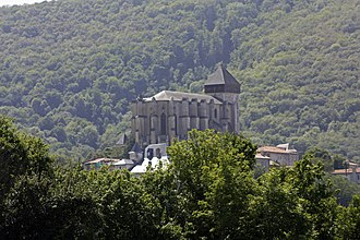Saint-Bertrand-de-Comminges - Cathedral