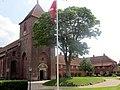 Saint Catherine church in Ribe front.jpg