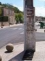 Sainte-Croix-du-Mont D10 Réclame Resto-Stop.jpg