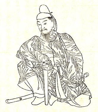 Sakanoue no Karitamaro - Illustration by Kikuchi Yōsai, from Zenken Kojitsu