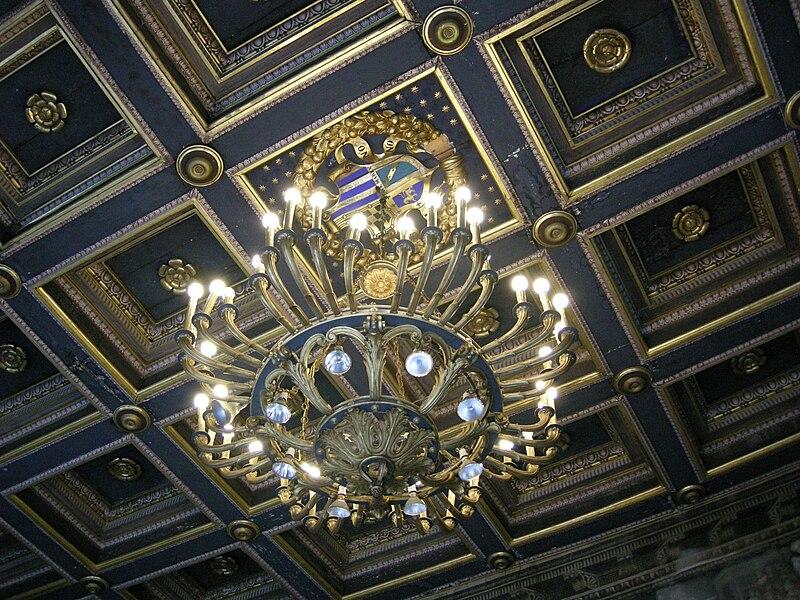 Sala delle prospettive, soffitto.JPG