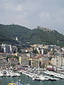 Salerno city and castle.jpg