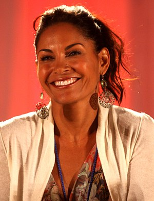 "Criminal Minds (season 5) - Salli Richardson appears in the episodes ""Hopeless"" and ""The Eyes Have It"" as Tamara Barnes."