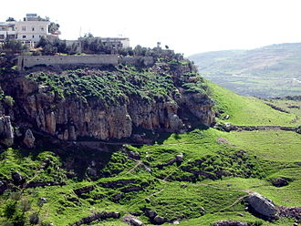 Geography of Jordan - A village near Al-Salt in the Balqa Governorate.