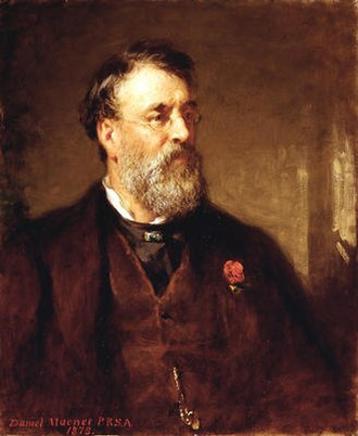 Sam Bough - Sam Bough - 1878by Daniel Macnee
