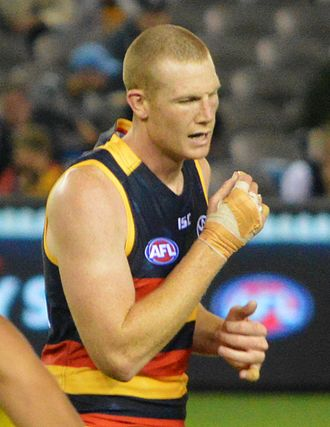 Showdown (AFL) - Sam Jacobs has had the most career Showdown hitouts (536) and most in a Showdown (61)