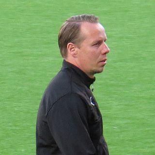 Sami Ristilä Finnish football manager and former player
