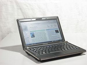 Samsung NC10 - Image: Samsung NC10