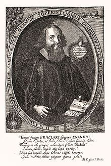 Kobberstik af P. Troschel (1649)
