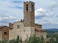 Pieve di San Donato in Poggio