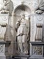 San pietro in vincoli, monumento a giulio II, lia 04.JPG