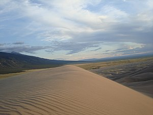 English: Great Sand Dunes National Park