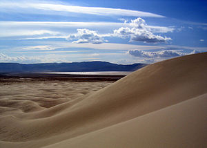 Sand Mountain (Nevada) - Image: Sand Mountain