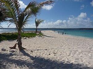Sandy Island, Anguilla - Sandy Island