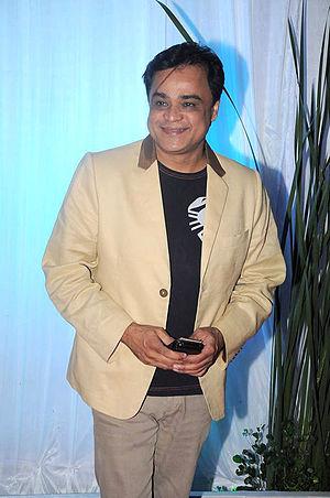 Sanjay Chhel - Sanjay Chhel at Esha Deol's wedding reception in 2012