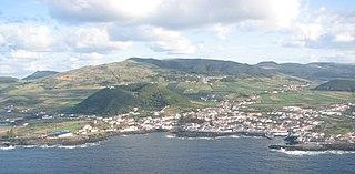 Santa Cruz da Graciosa Municipality in Azores, Portugal