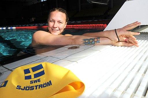 Sarah Sjöström 2013-10-22 001
