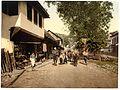 Sarajcvo (i.e., Sarajevo), Turkenviertal, Bosnia, Austro-Hungary-LCCN2002710700.jpg