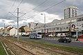 Sarajevo Tram-Line Cengic-Vila 2011-10-20 (3).jpg