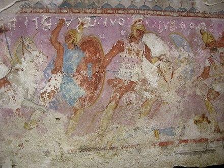 Pittura Etrusca Wikiwand
