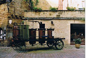 Sarlat-la-Canéda - Image: Sarlat, France, portable still 1993