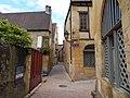 Sarlat la Caneda , ville d'Art et d'Histoire, est la capitale du Périgord Noir. - panoramio (19).jpg