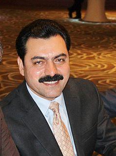 Mohammad Sarwar Ahmedzai Afghan politician