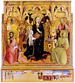 Sassetta - The Virgin and Child with Saints - WGA20853.jpg