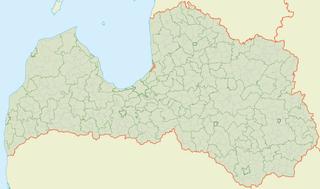 Saulkrasti Parish parish of Latvia in Saulkrasti Municipality