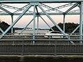 Sayogawabashi Bridge from train near Uranosaki Station.jpg
