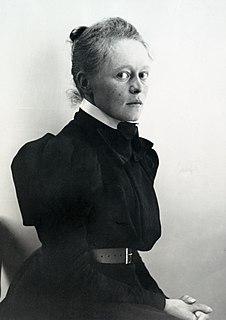 Helene Schjerfbeck Finnish painter