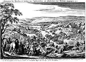 Wiesloch - Battle of Wiesloch (1632)
