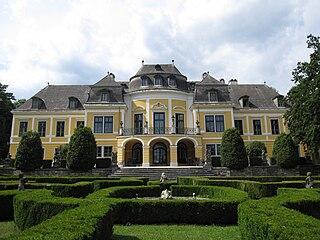 Schloss Neuwaldegg château