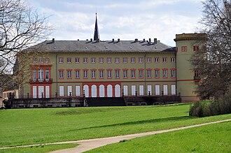 Emmerich Joseph de Dalberg - Schloss Herrnsheim