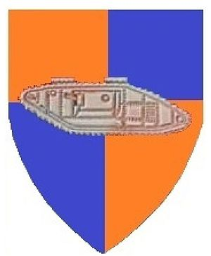 School of Armour (South Africa) - SANDF School of Armour emblem