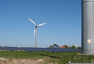 Schuelp wind und solar