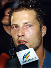 Til Schweiger. The Photo was taken at the Cine...