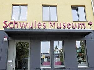 Schwules Museum - Image: Schwules Museum* Berlin