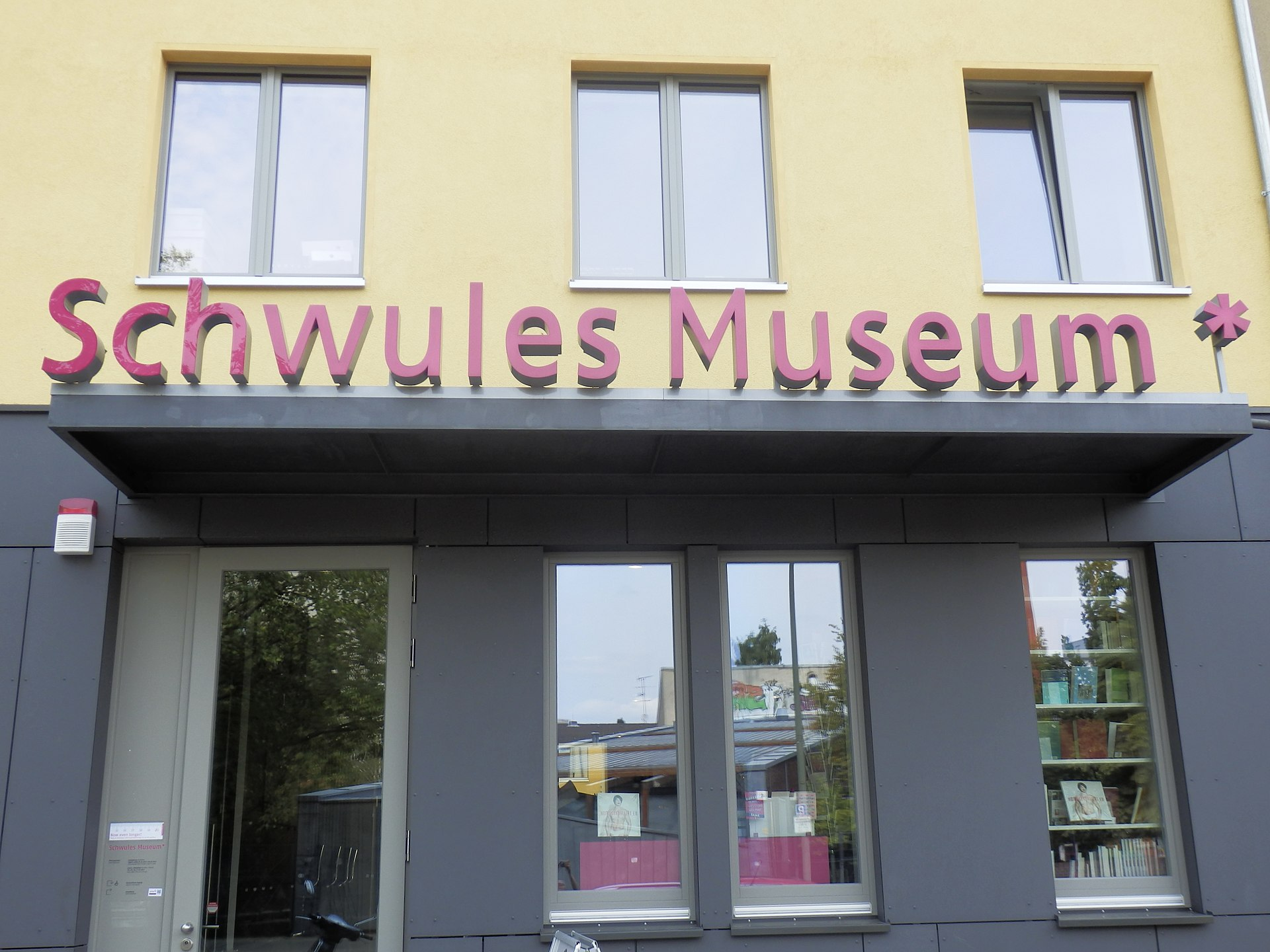 The Schwule Museum Gay Museum opens in