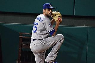 Scott Alexander American baseball player