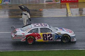 Scott Speed - Speed's No. 82 at the 2009 Coca-Cola 600