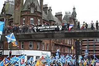 Scottish independence Scottish political philosphy