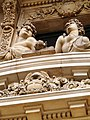 Sculptures at La Bourse-De Beurs - Brussels, Belgium - Stierch.jpg