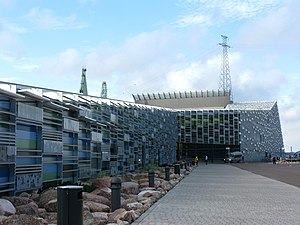 Maritime Museum of Finland - The Maritime Museum has operated in Maritime Centre Vellamo since July 2008. Before that it was located in Helsinki.