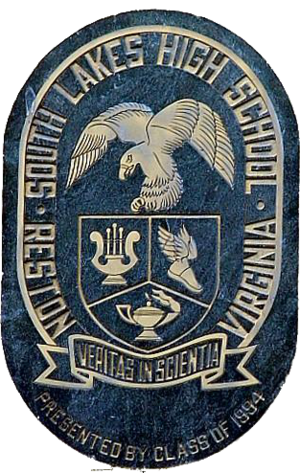 South Lakes High School - Image: Seal of South Lakes High School